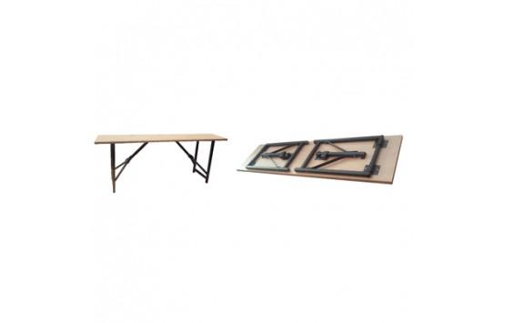 Складная скамейка Tender DS(300x1200) H-475